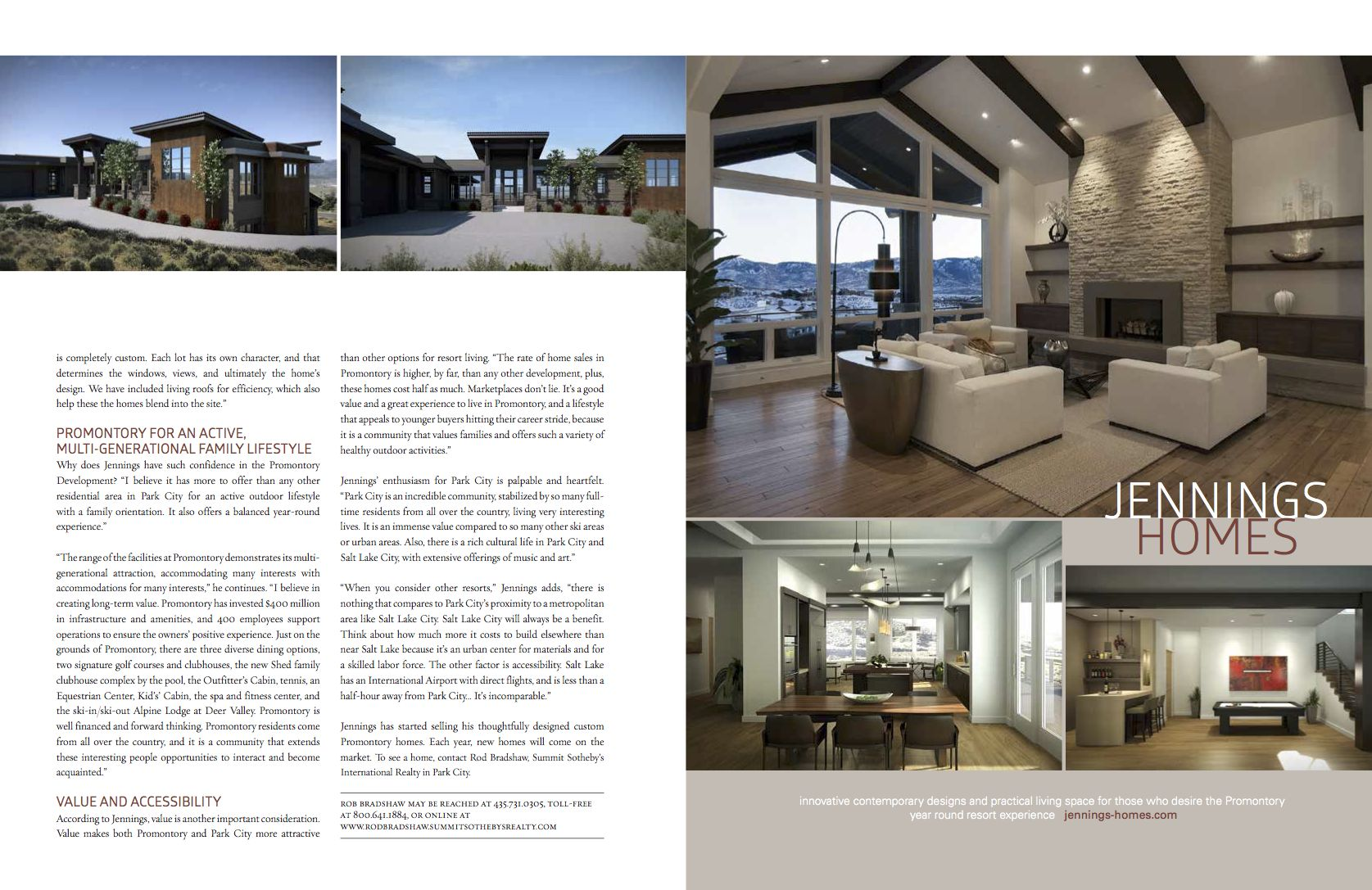 Western Home Journal Summer 2014 | Jennings Homes